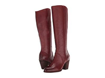 Frye Essa Seam Tall (Rust) Women