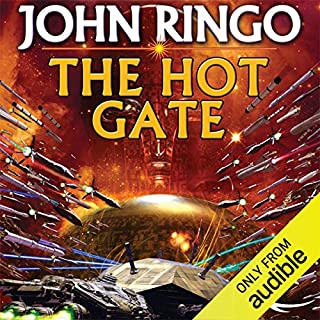 The Hot Gate audiobook cover art