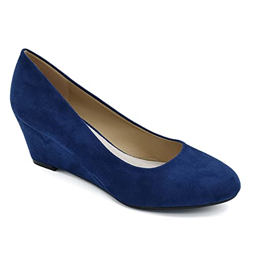 f12d33f279715 Blue Wedge: Amazon.com