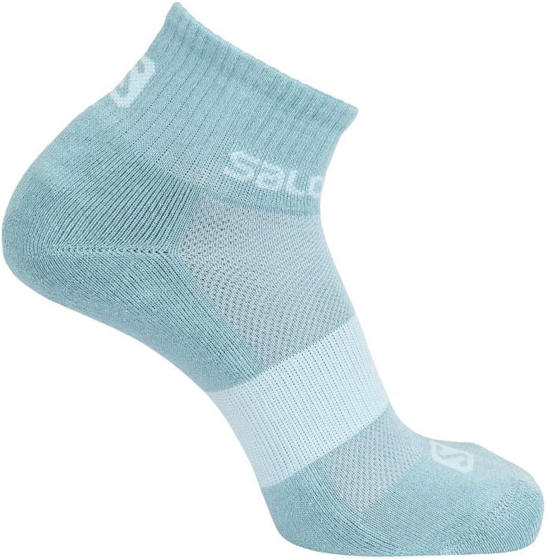 Salomon Standard Socks, Light Heather/Medium Grey Heat, L