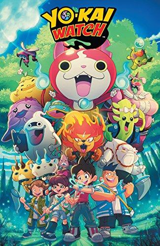 Yo Kai Watch English Edition