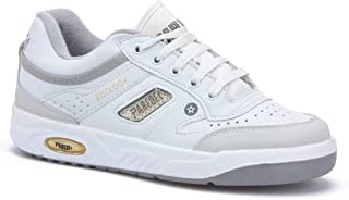 Paredes DP103 GR44 44 EU Gris Zapatos ecologico serraje