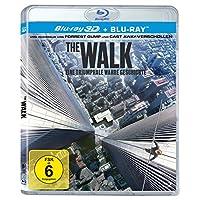 The Walk [Blu-ray 3D]