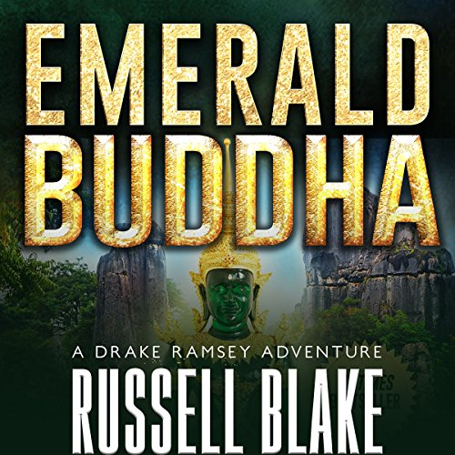 Emerald Buddha audiobook cover art