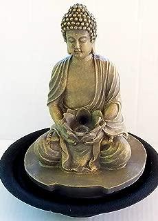 Ashland Tabletop Buddha Water Fountain