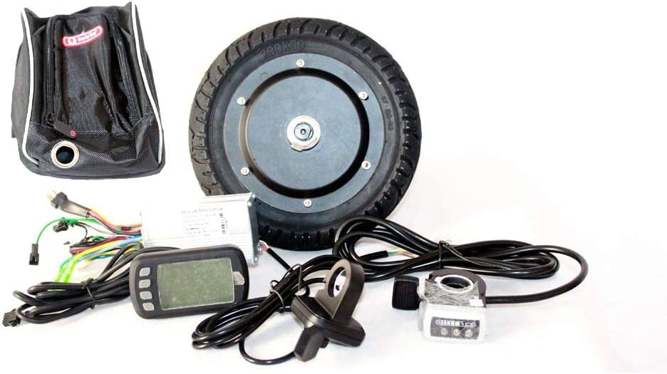 350W 8 INCH Electric Scooter BRUSHLESS Superlatite Washington Mall HUB with Motor LC KIT CAN