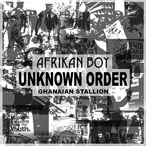 Afrikan Boy feat. Ghanaian Stallion