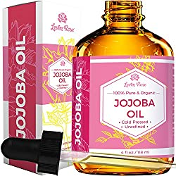 Jojoba oil is a natural moisturizer that can help with acne.