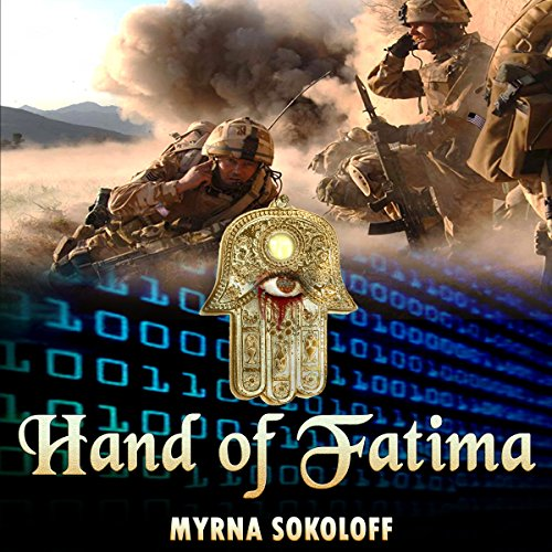 Hand of Fatima audiobook cover art