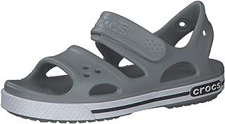 صندل كروك II للأطفال من كروكس | حذاء بدون رباط للماء للأولاد والبنات