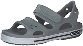 Crocs Kids' Crocband II Sandal | Water Slip on Shoes for Boys and Girls