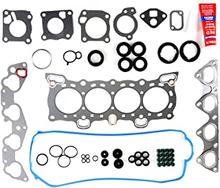 ECCPP Engine Replacement Head Gasket Sets Compatible with 2004 2005 for Toyota Echo 3-Door 1.5L Base Hatchback