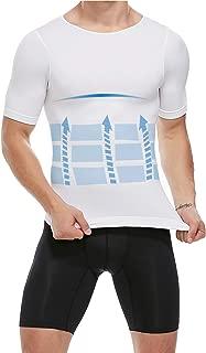 Men High Waist Slimming Shorts Brief Seamless Compression Tummy Control Underwear