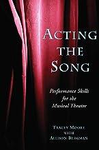 بازیگری آهنگ: مهارت های اجرایی برای تئاتر موزیکال
