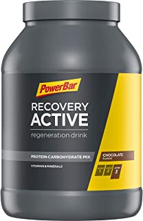 PowerBar Recovery Active Chocolate 1210g - Bebida
