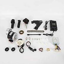 """RANZIX 350W 24V elektromotor kit elektrische scooter conversieset DIY E-bike motor voor 22-28"""""""