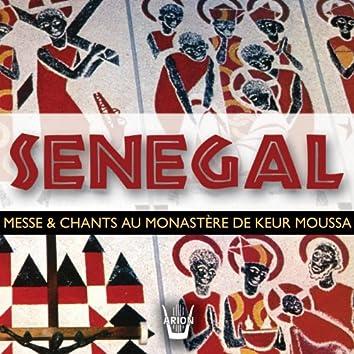 Sénégal : Messe et chants au Monastère de Keur Moussa