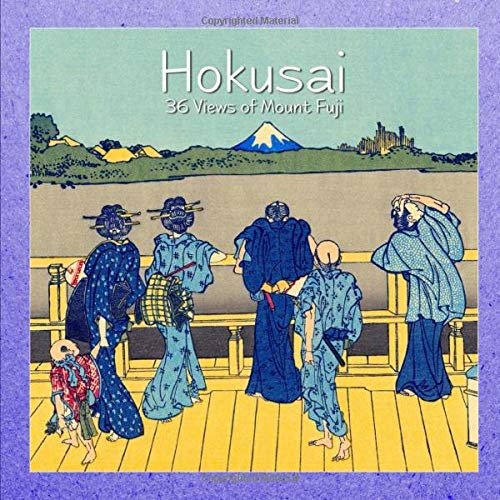 Hokusai:  36 Views of Mount Fuji (Masterpieces)