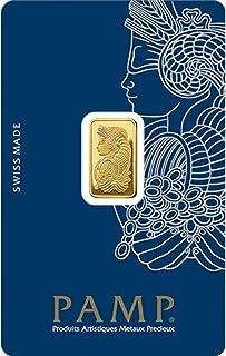 Javeri Jewellery PAMP 2.5g 24K (999.9) Gold Bar