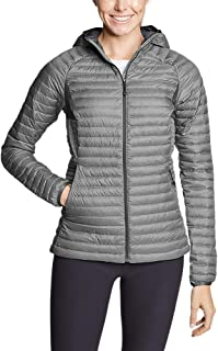 Eddie Bauer Women's MicroTherm 2.0 Down Hooded Jacket