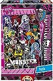 Puzzles Educa - Monster High, Puzzle de 500 Piezas (15514)
