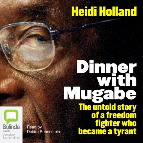 Dinner with Mugabe cover art