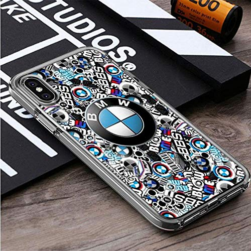 TBXPAMHNA WNDQIKFBQ SBYKZ Transparent Cover Phone Case for Cover iPhone 7 Plus/8 Plus