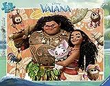 Ravensburger–Puzzle Marco Aventuras Vaiana y Maui 35Piezas, 06156