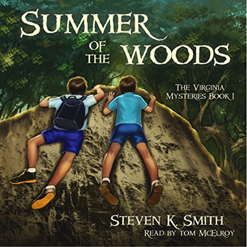 Summer of the Woods audiobook cover art