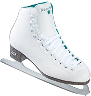 Skates - 110 Opal - Recreational Ice Skates with Stainless Steel Spiral Blade