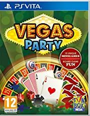 Vegas Party, PS Vita (PC Cartridge)