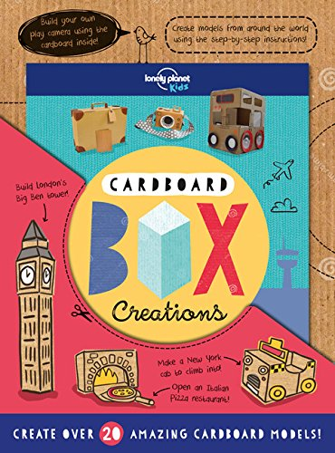 Cardboard Box Creations (Lonely Planet Kids') [Idioma Inglés]