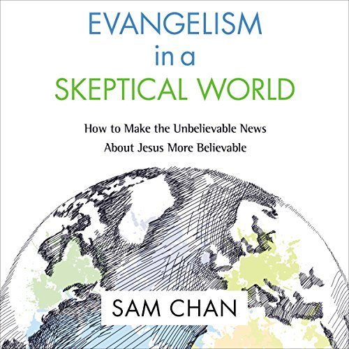 Evangelism in a Skeptical World audiobook cover art