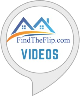 Find the Flip Real Estate Videos for Echo Show