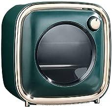 Toiletrolhouder, toiletrolhouder, zelfklevend waterdicht, wandmontage, badkamer keukenpapierhouder-groen