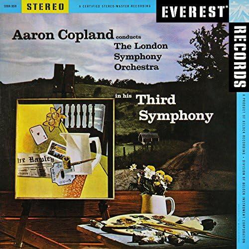 London Symphony Orchestra & Aaron Copland
