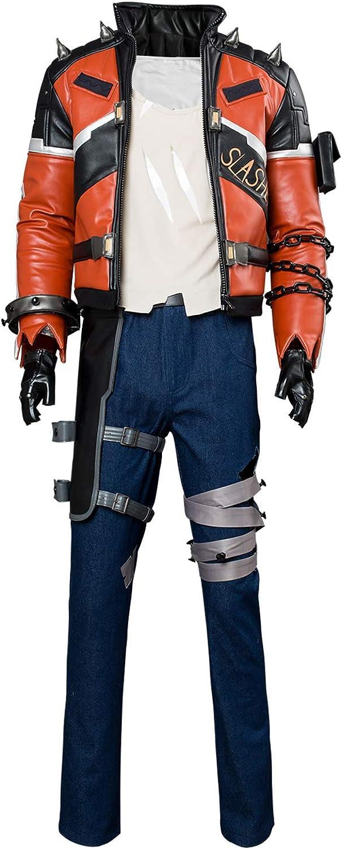 tienda de pescado para la venta MingoTor OW Soldado Jacket Outfit Slasher Skin Disfraz Traje de de de CosJugar Ropa personalización  distribución global