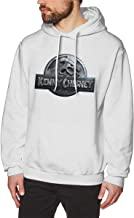 Kenny Chesney Pattern Casual Fashion Men's Hooded No Pocket Sweater Trend Comfortable