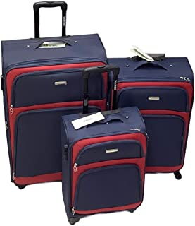Soft luggage trolley set of 3 pcs, Hand carry