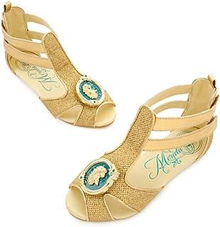 Disney Store Princess Brave Costume Merida Girl Dress Shoes (13/1)