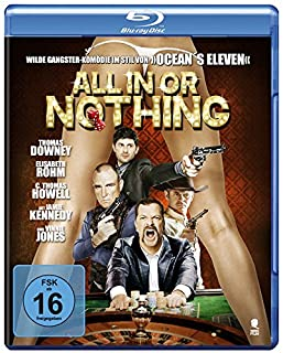All In or Nothing [Blu-ray]