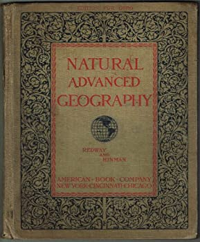 Hardcover Natural Advanced Geography - Ohio Edition Book