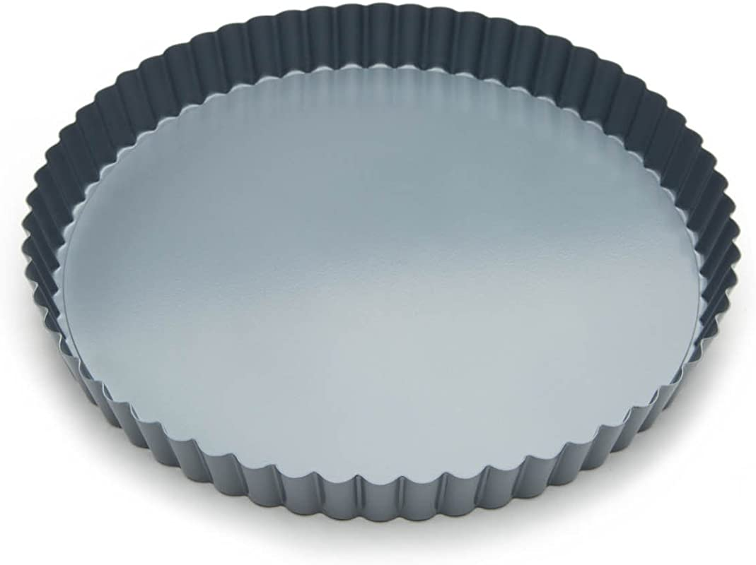 Fox Run 44513 Removable Bottom Non Stick Tart And Quiche Pan 9 Inch Diameter