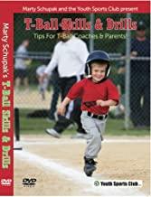 Baseball Coaching: T-Ball Skills & Drills
