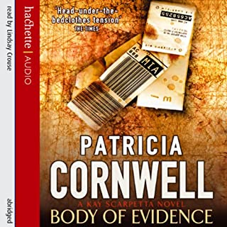 Couverture de Body of Evidence