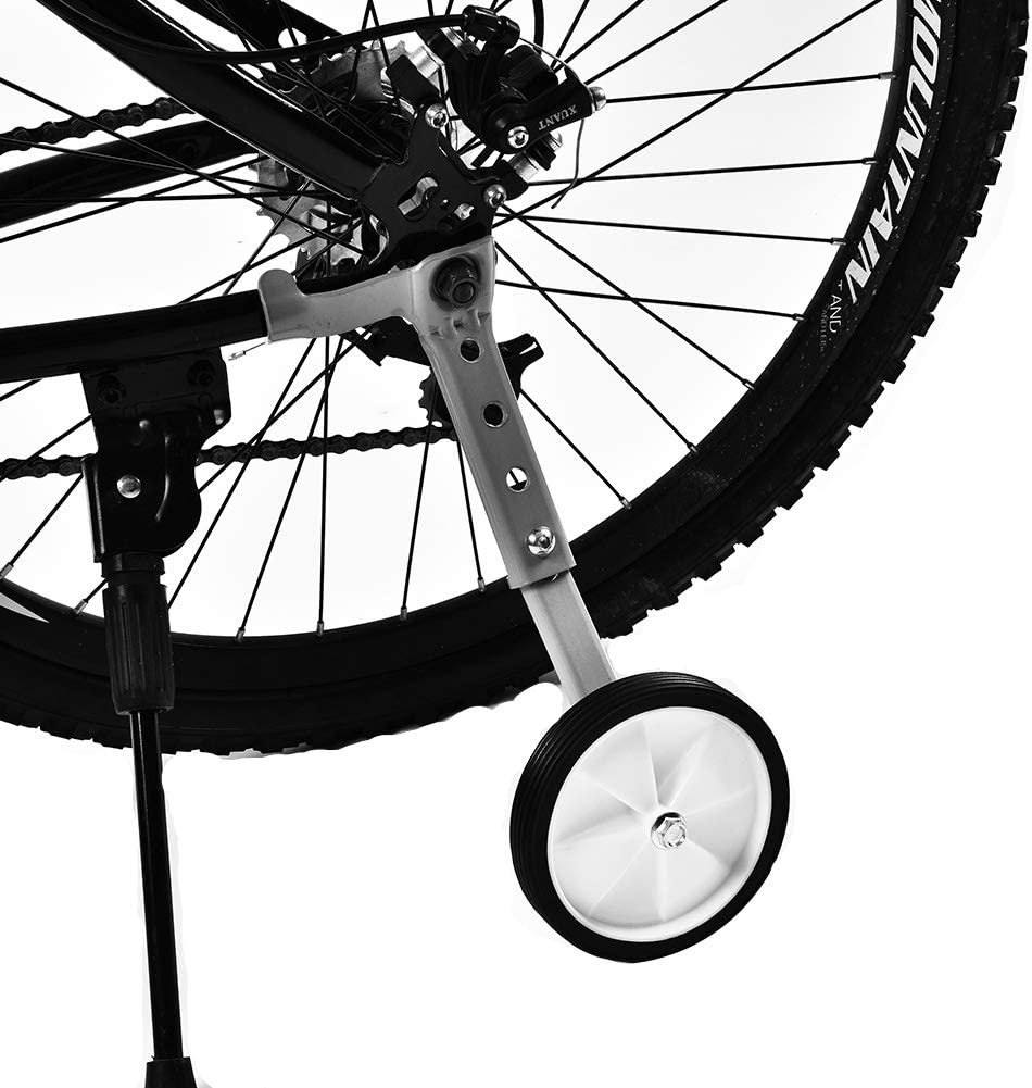 DaMohony 1 Pair Free shipping / New Limited time cheap sale Bicycle Training Bike Tra Variable Speed Wheels