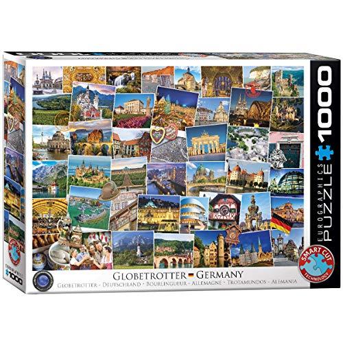 EuroGraphics- Puzle, Multicolor (6000-5465)