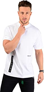 PALM ANGELS Recovery T-Shirt in White