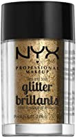 NYX PROFESSIONAL MAKEUP Face & Body Glitter, Bronze