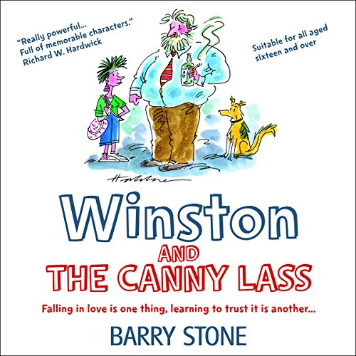 Winston and the Canny Lass audiobook cover art